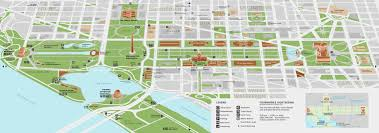 Map Of Mall Of America by National Mall Maps Npmaps Com Just Free Maps Period
