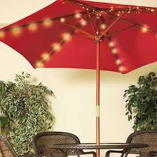 solar led umbrella lights led umbrella lights interesting products pinterest umbrella