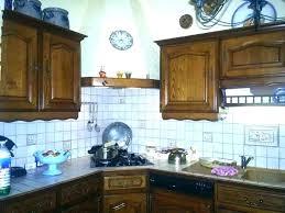 meuble cuisine bois brut facade meuble cuisine bois brut facade cuisine chene brut facade
