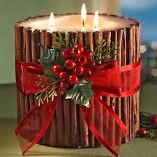 Decoration Christmas Candle by Best 25 Diy Candle Holders Christmas Ideas That You Will Like On