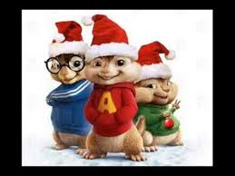 Alvin And The Chipmunks Christmas Ornament - alvin and the chipmunks christmas vacation by national lampoons