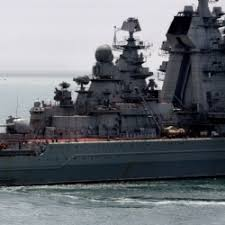 Rusya donanmasını akdenize indiriyor