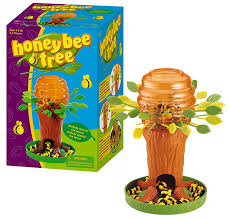 amazon com game zone honey bee tree game u2013 please don u0027t wake the