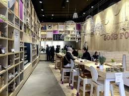 design outlet hamburg a new look organic store restaurant in germany brilliant