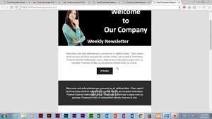 design html email signature dreamweaver dreamweaver email templates the free website templates
