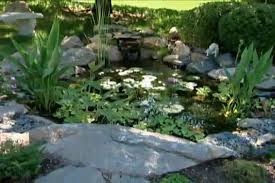 How To Make A Koi Pond In Your Backyard How To Put A Fish Pond In Your Backyard U2022 Diy Projects U0026 Videos