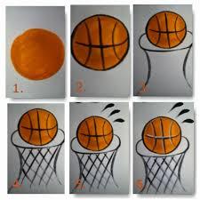 fancy faces of rochester how to paint a basketball hoop cheek art