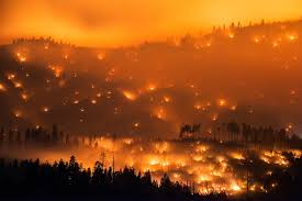 Chicago Wildfire Highlights by Terra Flamma Stunning Long Exposure Photographs Of California