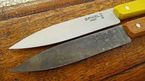 opinel kitchen knives why i changed my knife buying habits carbon steel knives the