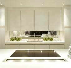 hoppen kitchen interiors hoppen kitchen mirrored side boards to create the illusion