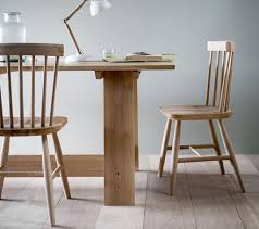 Oak Chairs Dining Room The Benefits Of Oak Dining Chairs