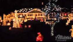 christmas lights franklin tn holiday lights tour nashville tn by allstars limousine