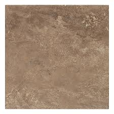 shop style selections mesa rust porcelain floor and wall tile