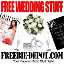 free wedding sles by mail wedding freebies a complete list of free wedding stuff and how to