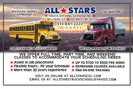 Truck Driving No Experience All Stars Truck Driving Services