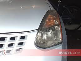 nissan rogue headlight bulb replacement rtint nissan rogue 2008 2013 headlight tint film
