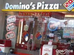 domino pizza tangerang selatan domino s pizza pizza pasta fast food in margonda depok mall
