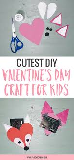 holidays diy valentines day the cutest diy s day craft for kids holidays crafts