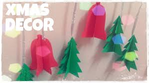 christmas decorations origami easy youtube