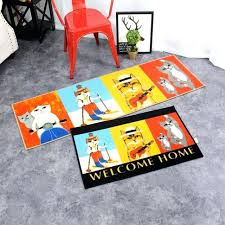 Area Rug And Runner Sets Area Rug And Runner Sets 2 Pieces Set Cat Meow Trend Rug