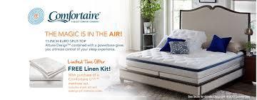 Select Comfort Store Comfortaire Mattresses Mattress World Northwest