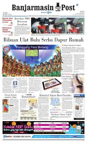 banjarmasin post edisi cetak selasa 17 april 2012 by banjarmasin