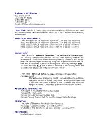 Objective Examples Resume by 100 How To Write A Resume Objective Examples 26 Best