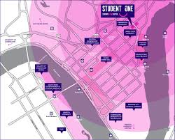 24 Hour Fitness Locations Map Adelaide Street Student Accommodation Student One
