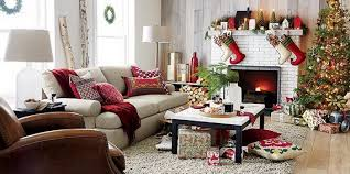 Country Living Room Decorating Ideas Living Room Christmas Decorations Pictures Centerfieldbar Com