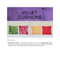 wholesale home interior wholesale home decor 5 types of cushions for a beautiful home inter