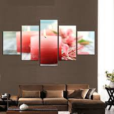 Living Room Paintings Online Buy Wholesale Candle Light Painting From China Candle Light