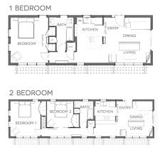2 bedroom tiny house floor plans house plans