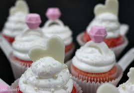bridal cupcakes bridal shower cupcakes hoosier