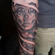 day of dead tattoo meaning 44 elegant day of the dead tattoos