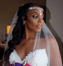 hairstyle for 50 yr old women wedding 50 superb black wedding hairstyles black hairstyles veil and curly