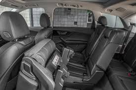 volkswagen atlas interior 2018 atlas three row suv puts vw back on map chicago tribune