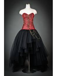 gothic cocktail dresses plus size masquerade dresses