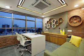 Rajiv Saini by Cmarix Technolabs Office Interiors Adhwa The Architects Diary