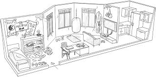 Layout Apartment Apartment Layout By Fadyftj On Deviantart