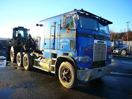 kenworth cabover history 1988 freightliner cabover tandem axle sleeper cab tractor for sale