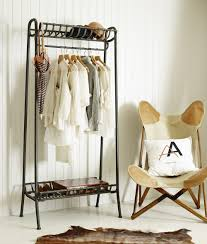 likeness of standing coat rack u2013 stylish storage for your wardrobe