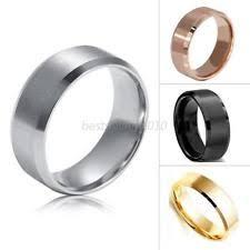 stainless steel rings for men stainless steel black rings for men ebay