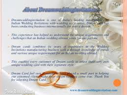 online marriage invitation card online wedding invitation cards by dreamwedding invitation