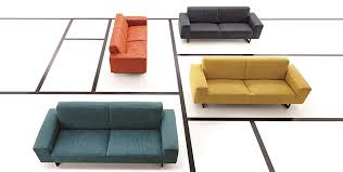 Gamma Leather Sofa by Gamma Sofa By Koinor