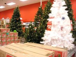 clearance christmas trees artificial trees target pictures reference christmas tree storage