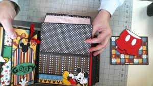8 x 8 photo album disney scrapbook 8 x 8 interactive album tutorial is now