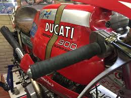 ducati motorcycle ray petty meccanica ducati motorcycle garage london