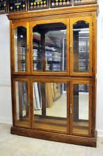 Pulaski Curio Cabinet Used Pulaski Keepsakes Collection Oak Corner Lighted Curio Cabinet