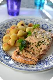 cuisiner du saumon au four saumon au four recette rapide et facile fish cuisine and food