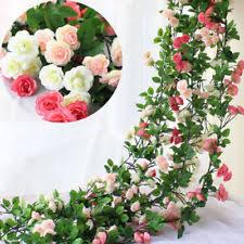 floral garland plastic floral garlands ebay